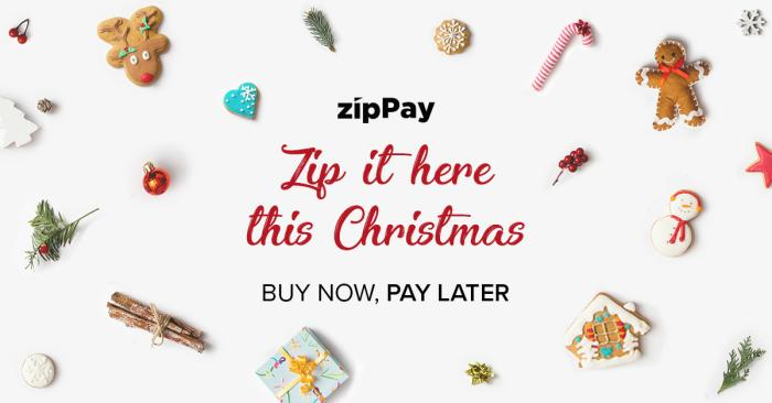 Buy now, pay later with Zip