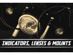 Indicators, Lenses & Mounts