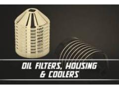 Oil Filters, Housing & Coolers