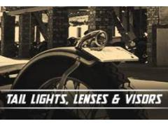 Tail Lights, Lenses & Visors