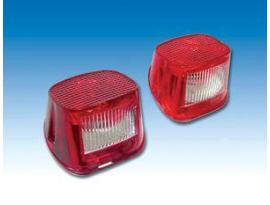 Zodiac Softail Rear Light Lenses