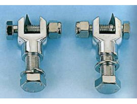 Zodiac Footpeg Clevis Set