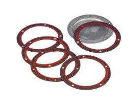 Gasket Derby Cover to suit Twin Cam