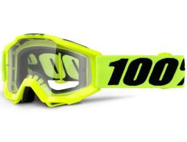 100% 2018 Accuri Flo Yellow Youth Goggles