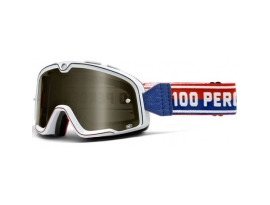 100% Barstow Classic White Goggles
