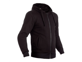 RST Zip Through Kevlar Black Hoody