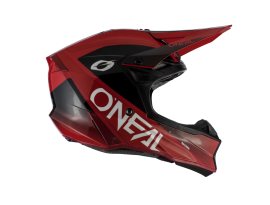 Oneal 2020 10 Series Core Ipex Red and Grey Helmet