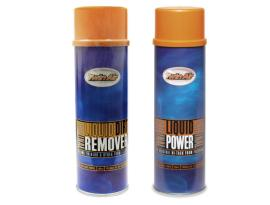 Twin Air Power Spray & Dirt Remover Spray Twin Pack