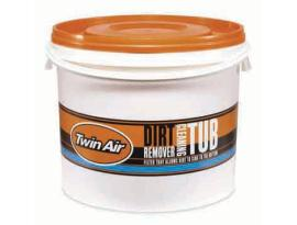 Twin Air Cleaning Tub with Cage