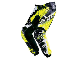 Oneal Element Shocker Pants Black Hi Viz 2017- Adult
