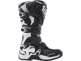 Fox Comp 5 Black White Boots 2018 - Womens