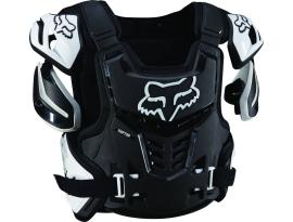 Fox Adult Raptor CE- Black/White