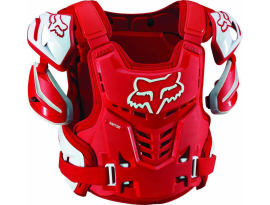 Fox Adult Raptor CE- Red