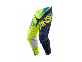 Answer 17.5 Elite Halo Limted Edition Blue Yellow Pants