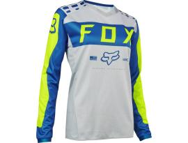 2017 Fox Ladies 180 Gray Blue Jersey