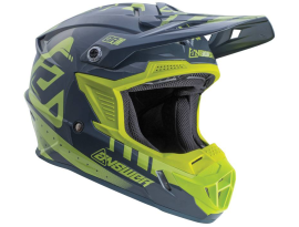 Answer 2018 Youth AR-1 Acid Grey Helmet