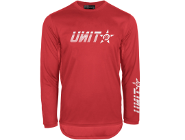 Unit 2020 Case Red Jersey