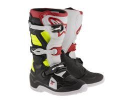 Alpinestars Tech 7S Black Red Boots 2017 - Youth
