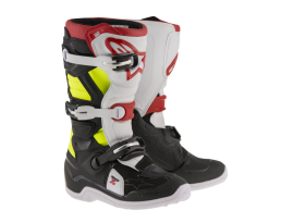 Alpinestars 2017 Tech 7S Black Red Boots