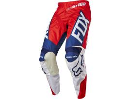 2017 Fox 180 Honda Red White Pants
