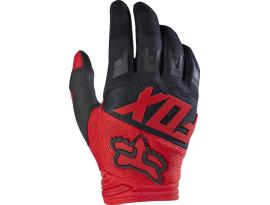 Fox 2017 Dirtpaw Race Red Gloves