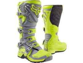 Fox Comp 5 Yellow Boots 2017 - Adult