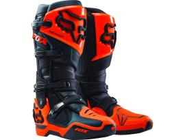 Fox 2017 Fox Instinct Black Orange Boots