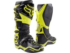 Fox 2017 Fox Instinct Black Yellow Boots