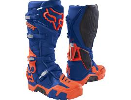 Fox 2018 Instinct Blue Orange Boots