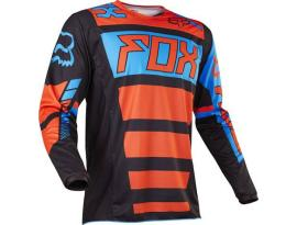 2017 Fox 180 Falcon Black Orange Jersey