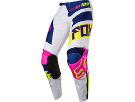 2017 Fox 180 Falcon Navy White Pants