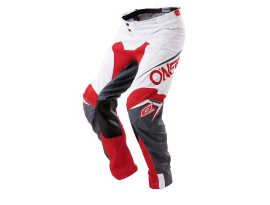 Oneal 2018 Mayhem Blocker Limited Edition White Grey Pants