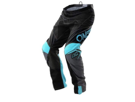 Oneal 2018 Youth Mayhem Blocker Black Grey Teal Pants