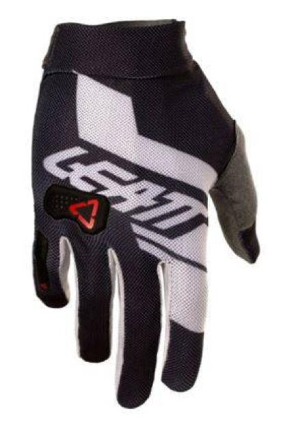 Leatt 2018 GPX 2.5 X-Flow Black White Gloves