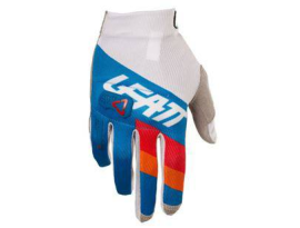 Leatt 2018 GPX 3.5 Lite Blue White Gloves