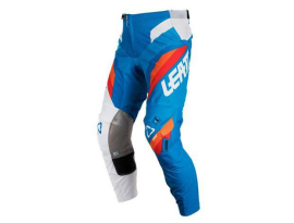 Leatt 2018 GPX 5.5 IKS Blue White Pants