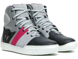 Dainese York Air Ladies Gray Coral Boots