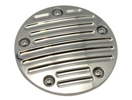 Pro-One Point Cover 5-Hole Millennium B-Milled Chrome Cam 99-2015
