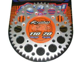 Renthal 256-520 Front Sprocket