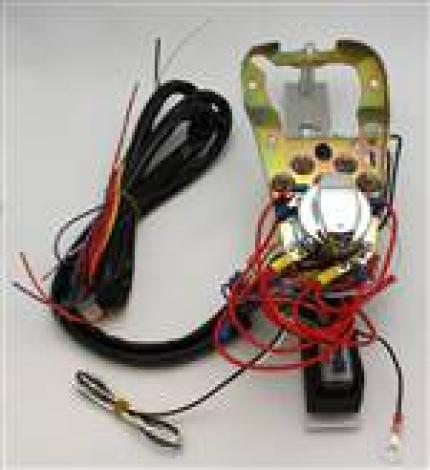 Super Pro One Wiring Harness Complete For 2 Piece Tanks Motorcycle Wiring Digital Resources Bemuashebarightsorg