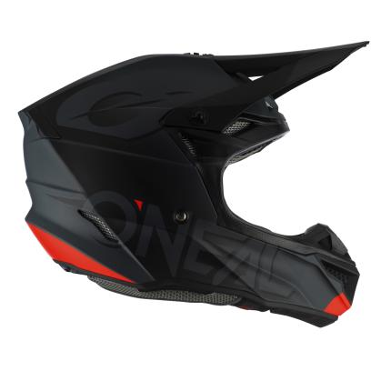 Oneal 2020 5 Series Five Zero Black and Red Helmet