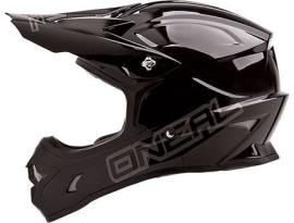 Oneal 3 Series Black Helmet 2016 - Adult