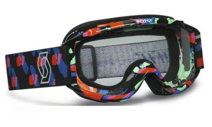 2015 Scott 89Si Pro Graphic Youth Goggles