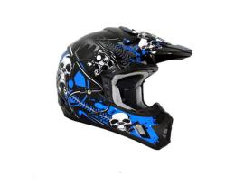 THH TX-23 Death Zone Graphic Helmets