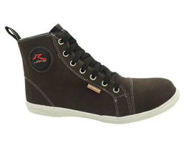 Rjays Ace Nubuck Dark Brown Boots