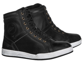 Rjays Ace II Black Perforated Boots