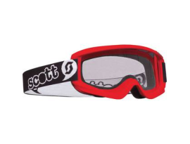 Scott 2018 Agent Red Goggles