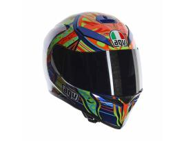 AGV K3 SV 5 Continents Graphic