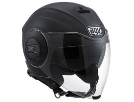 AGV Fluid Matt Black Helmet