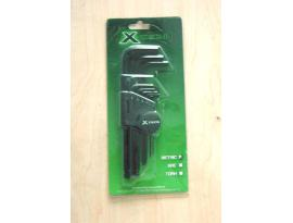 Xtech Allen Key Set 9pc Metric